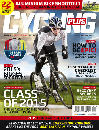 Cycling Plus Mar 2015