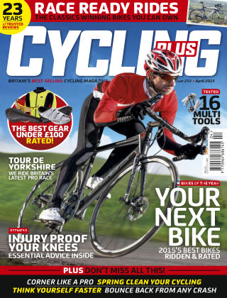 Cycling Plus Apr 2015