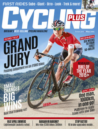 Cycling Plus May 2015