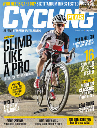 Cycling Plus Jul 2015