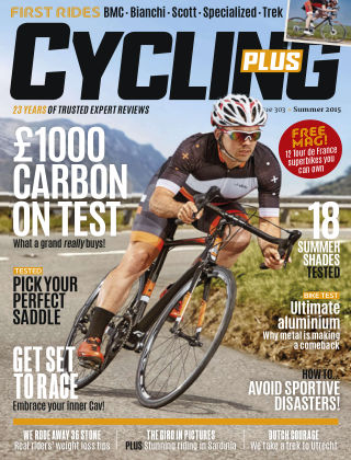 Cycling Plus Summer 2015