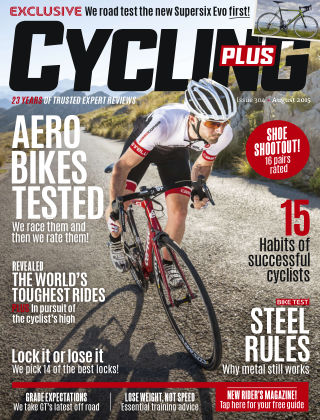 Cycling Plus Aug 2015