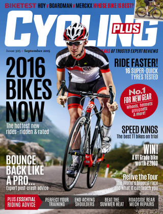 Cycling Plus Sep 2015