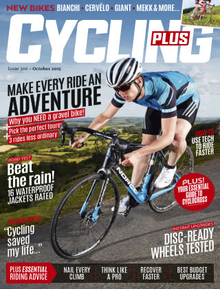 Cycling Plus Oct 2015