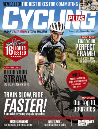 Cycling Plus Nov 2015