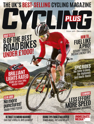 Cycling Plus Dec 2015