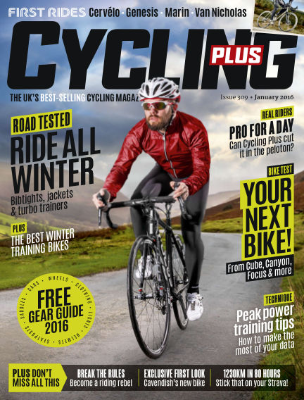 Cycling Plus December 01, 2015 00:00