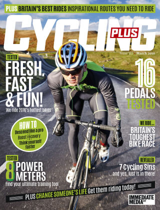 Cycling Plus Mar 2016