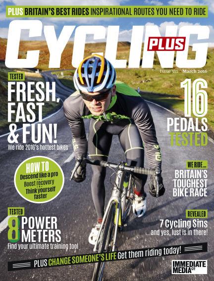 Cycling Plus February 02, 2016 00:00
