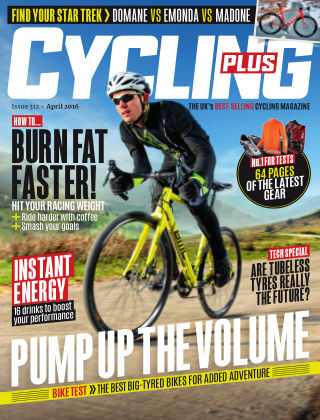 Cycling Plus Apr 2016