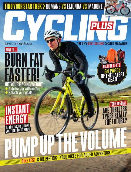 Cycling Plus March 01, 2016 00:00