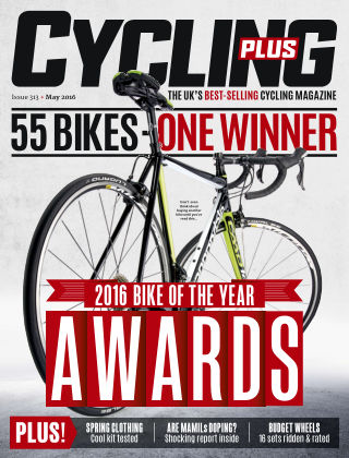 Cycling Plus May 2016