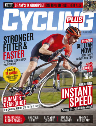 Cycling Plus June 2016