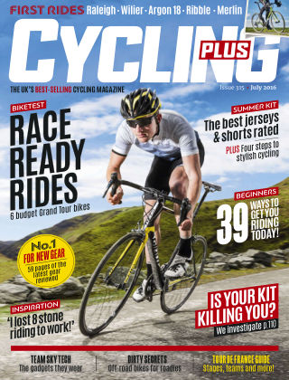 Cycling Plus July 2016