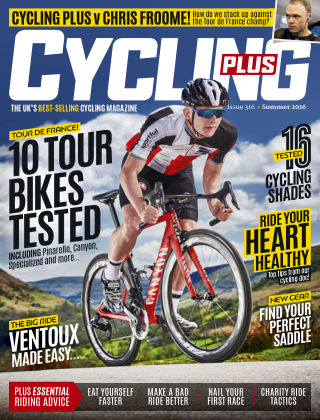 Cycling Plus Summer 2016