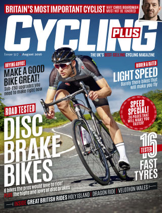 Cycling Plus Aug 2016