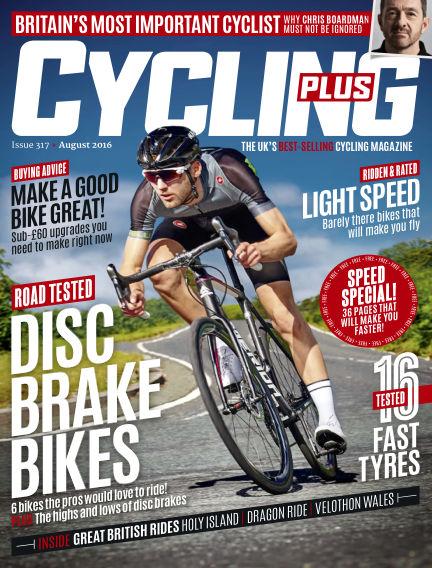 Cycling Plus July 19, 2016 00:00