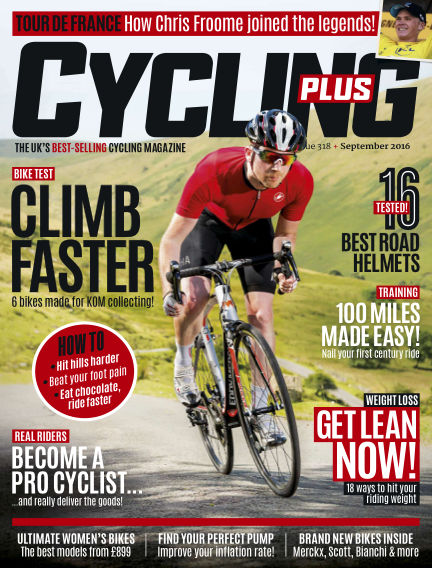 Cycling Plus August 16, 2016 00:00