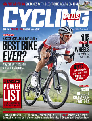 Cycling Plus Oct 2016