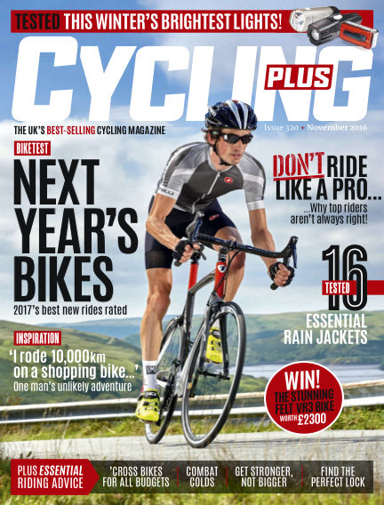 Cycling Plus October 11, 2016 00:00