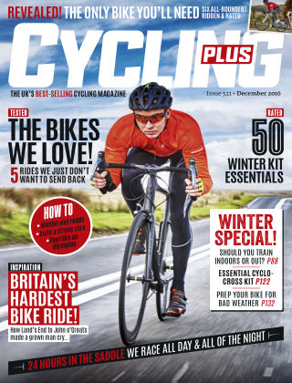 Cycling Plus Dec 2016