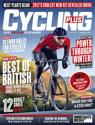 Cycling Plus Jan 2017