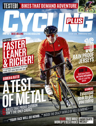 Cycling Plus Feb 2017