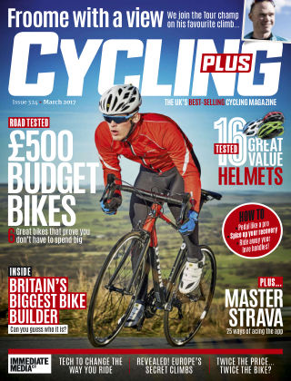 Cycling Plus Mar 2017