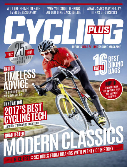 Cycling Plus February 28, 2017 00:00