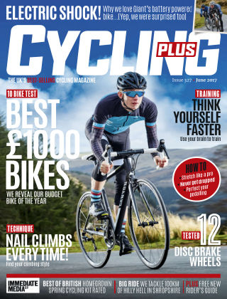 Cycling Plus Jun 2017