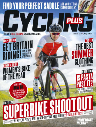 Cycling Plus Jul 2017