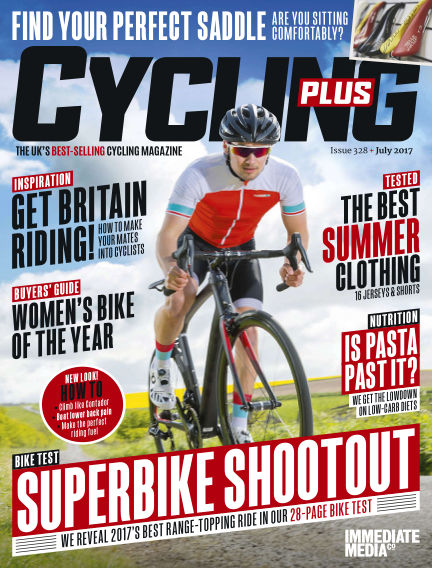 Cycling Plus May 24, 2017 00:00