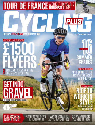 Cycling Plus Summer 2017