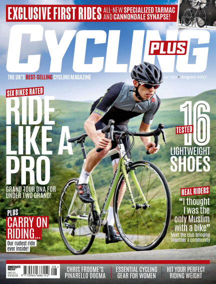 Cycling Plus July 18, 2017 00:00
