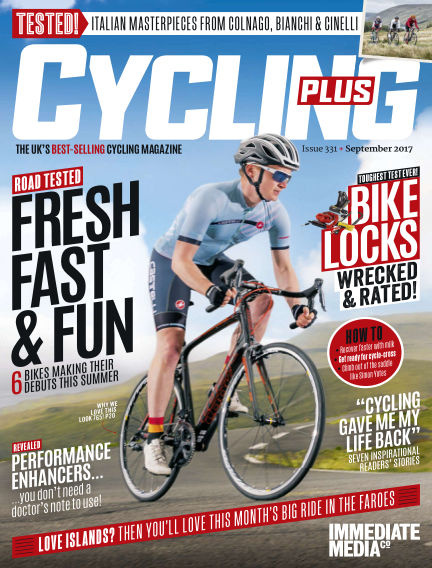 Cycling Plus August 15, 2017 00:00