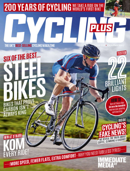 Cycling Plus September 12, 2017 00:00