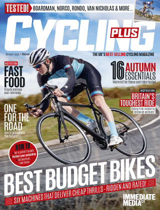 Cycling Plus November 2017