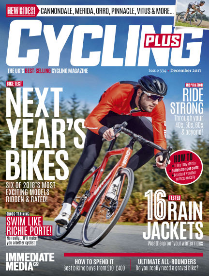 Cycling Plus November 07, 2017 00:00