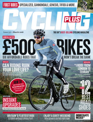 Cycling Plus March 2018