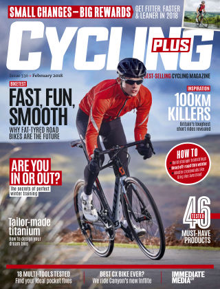 Cycling Plus February 2018