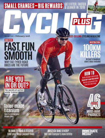 Cycling Plus December 28, 2017 00:00