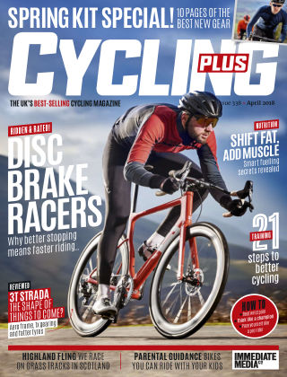 Cycling Plus April 2018