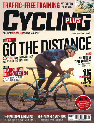 Cycling Plus May 2018