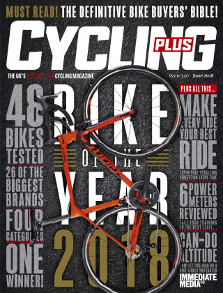 Cycling Plus June 2018