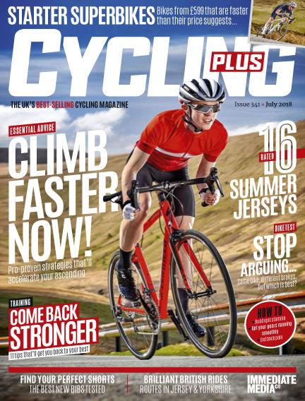 Cycling Plus May 17, 2018 00:00