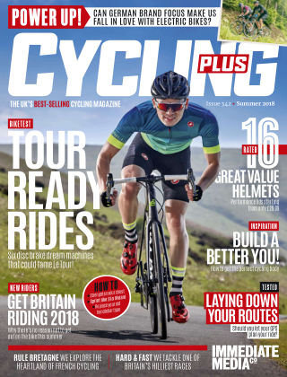 Cycling Plus Summer 2018