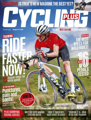 Cycling Plus August 2018