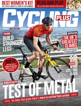 Cycling Plus September 2018