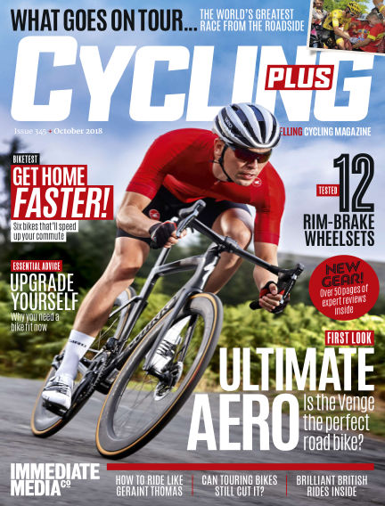 Cycling Plus September 06, 2018 00:00