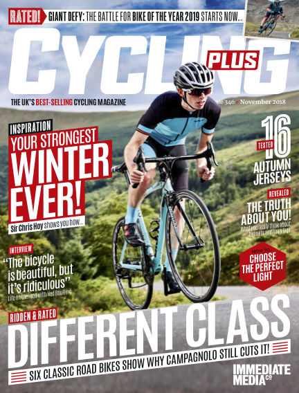 Cycling Plus October 04, 2018 00:00